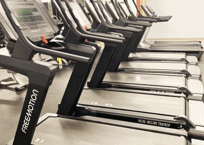 New FreeMotion Treadmills