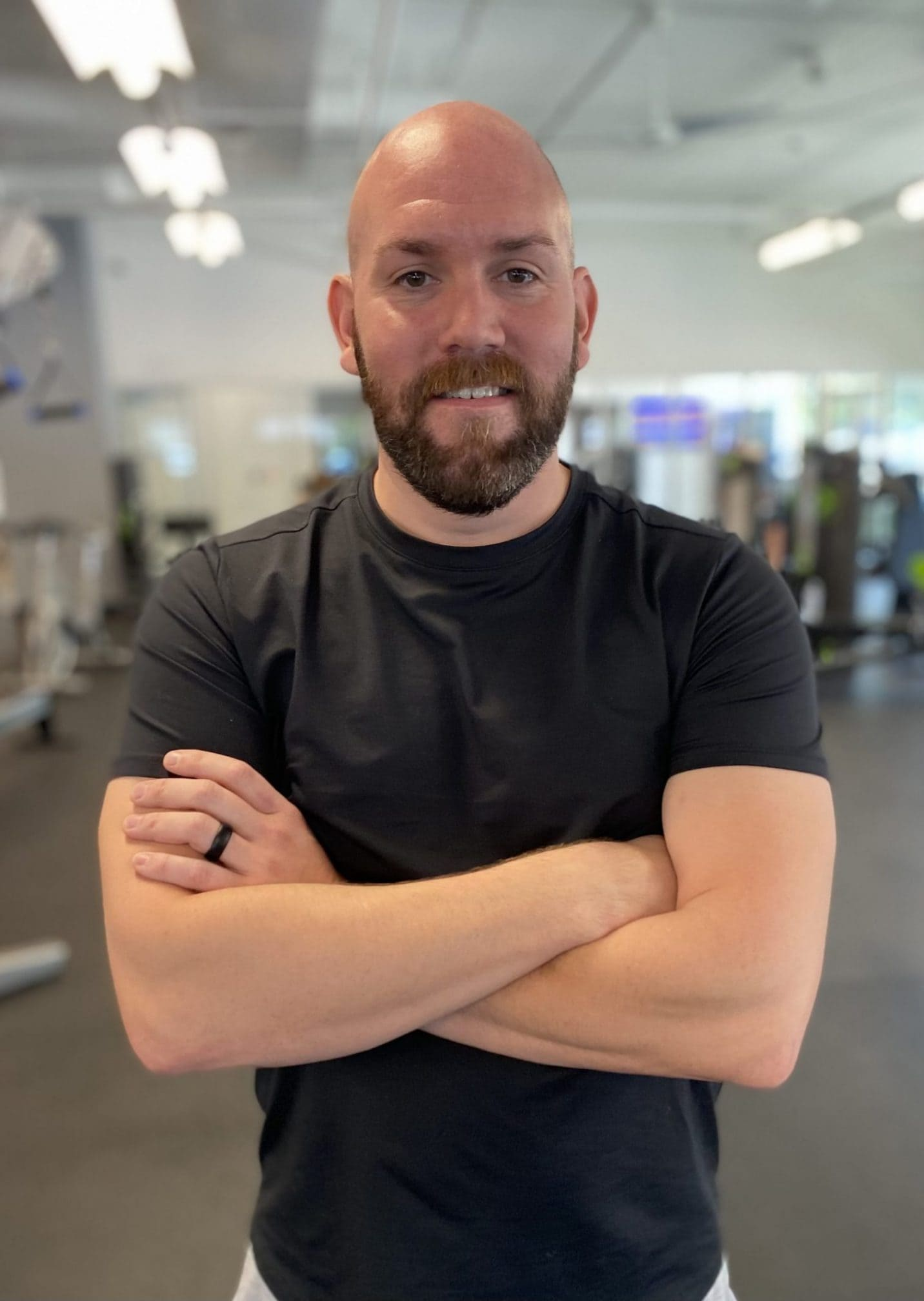 Taylor our Gym Manager